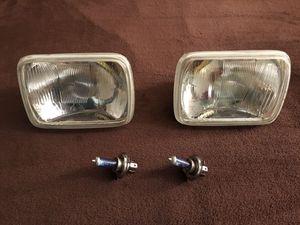 Hyperwhite upgrade Fiero headlights for Sale in Manassas, VA