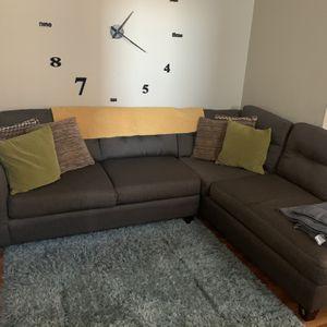 Gray Sofa for Sale in Philadelphia, PA