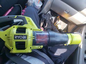 Ryobi 40v blower for Sale in Modesto, CA
