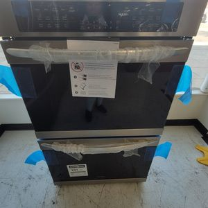 Frigidaire Double Electric Wall Oven New With 6month's Warranty for Sale in Washington, DC