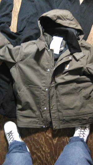 never worn Large thinsulate carhartt jacket for Sale in Puyallup, WA