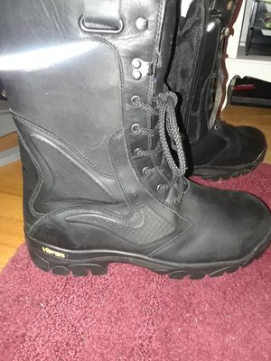 Vibram work boots size 12 pick up only for Sale in Tucker, GA