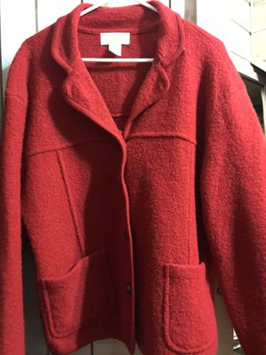 100% Wool Cardigan Sweater for Sale in Spicewood, TX