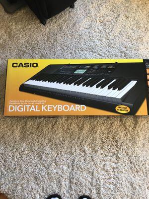 Casio CTK-2400 Digital Keyboard for Sale in Bellevue, WA