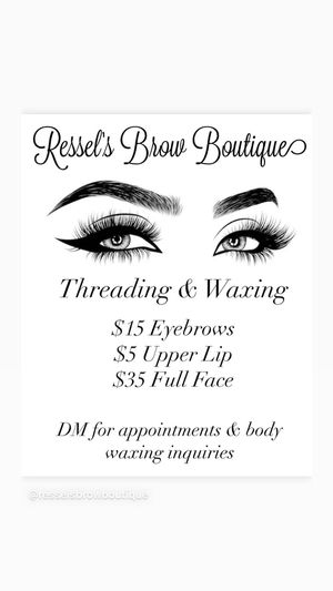 Eyebrows, Eyelashes, Makeup, Threading, Face Wax, Beauty for Sale in Everett, WA