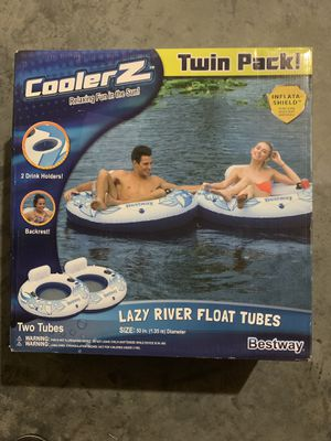 Lazy river float tubes for Sale in Lincoln, NE