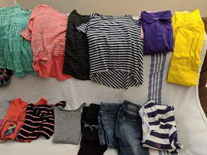 Kids size 7/8 lot of summer clothes for Sale in Stuart, FL
