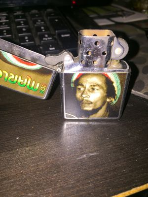 Bob marley zippo for Sale in Columbus, OH