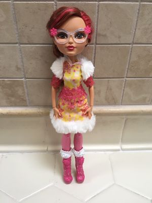 Ever after high doll for Sale in Chesterfield, VA
