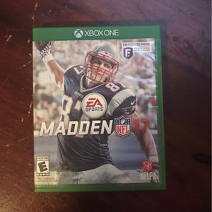 Madden 17 for Sale in Columbia, SC