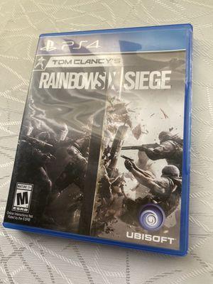 Rainbow siege siege for Sale in Pico Rivera, CA
