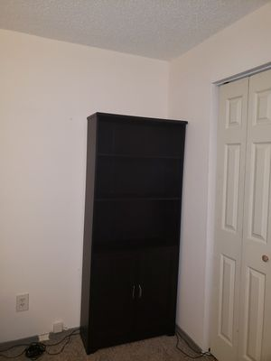 Office furniture with two bookcases for Sale in Atlanta, GA