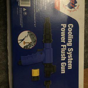 Cooling System Power Flush Gun for Sale in Manassas, VA
