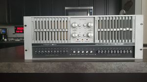 Crown Audio Stereo Graphic Equaliser for Sale in The Villages, FL