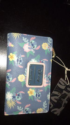 Disney Loungefly stitch wallet for Sale in West Sacramento, CA