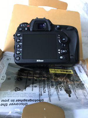 Nikon D7100 for Sale in Amherst, OH