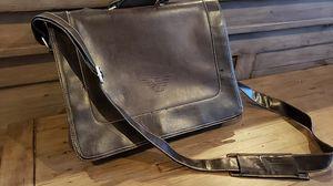 Giorgio Armani Jotun Briefcase Sachel Computer Bag for Sale in San Diego, CA