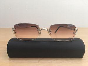 Statement Piece Cartier Sunglasses for Sale in Boston, MA