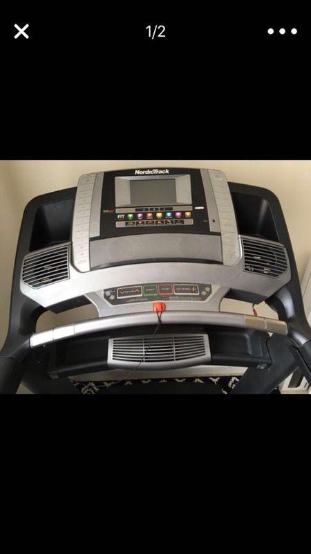 NordicTrack NTL14113. 2 - Commercial 1750 Treadmill