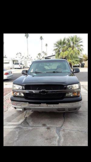03 Chevy Silverado Perfect Condition for Sale in Mesa, AZ