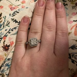 Engagement Ring And Wedding Band for Sale in San Diego, CA