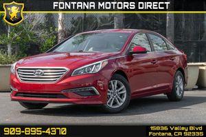 2015 Hyundai Sonata for Sale in Fontana, CA