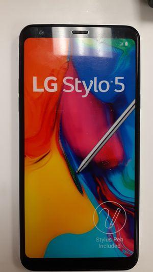 Lg stylo 5 for Sale in Hampton, VA