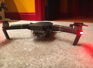 Mavic pro 2 drone 4K leg extensions with LED for Sale in Anchorage, AK