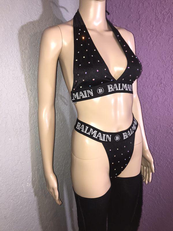 Balmain Dancer Outfit