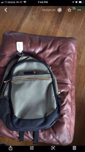 New timerland laptop backpack for Sale in Millis, MA