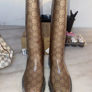 Gucci Rain Boots for Sale in The Bronx, NY