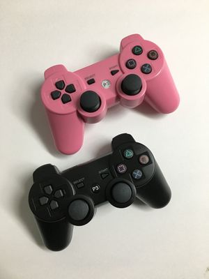 New in box 2 for $15 two pack wireless controller for PS3 Sony PlayStation 3 Game console remote for Sale in Whittier, CA