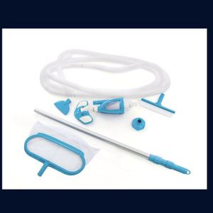 Deluxe NEW pool cleaning vacuum kit! — Tested! for Sale in Houston, TX