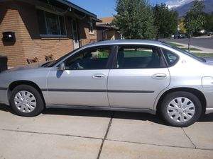 2001 chevy impala for Sale in Alpine, UT