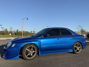 2003 SUBARU IMPREZA WRX ONLY 86k MILES - $9900 for Sale in Irvine, CA