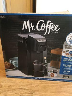 Mr. Coffee single cup coffee maker for Sale in Boston, MA