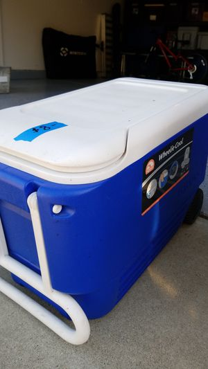 Wheeled Igloo Cooler for Sale in Lincoln, CA