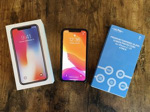 iPhone X 256 gb UNLOCKED for Sale in Lake Oswego, OR