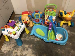 Lot of kids toys for Sale in Redmond, WA