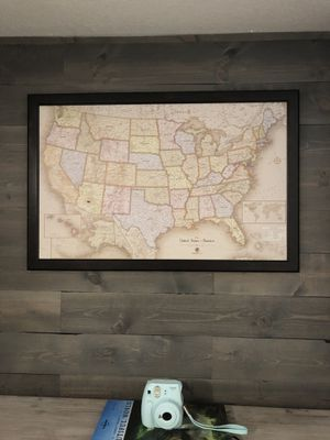 World Map - Magnetic for Sale in Scottsdale, AZ