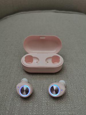 Bluetooth True Wireless Earphone 5.0 Touch Control Earbuds Waterproof Stereo Music Headset for Sale in Walnut, CA