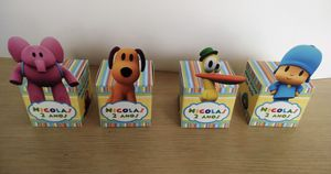 Party Favor Box birthday Gifts Personalized Pocoyo for Sale in Margate, FL