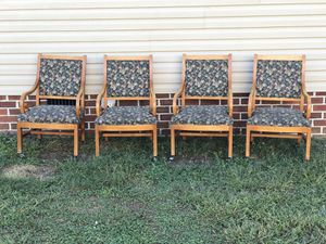 Rolling chairs for Sale in Richmond, VA