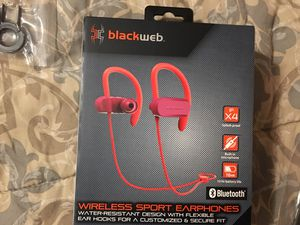 Wireless Bluetooth headphones for Sale in Charleston, SC