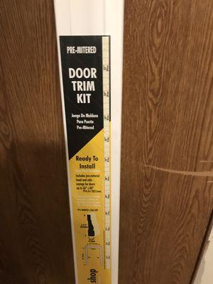 Door trim kit for Sale in Bucksport, ME