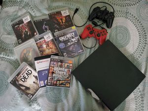 Playstation 3 Slim for Sale in TEMPLE TERR, FL