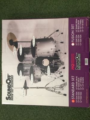 drum kit silencer set for Sale in Phoenix, AZ