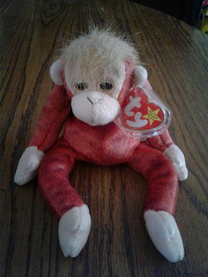 """1999 TY Beanie Babies """" Sweetheart """" for Sale in Tollhouse, CA"""