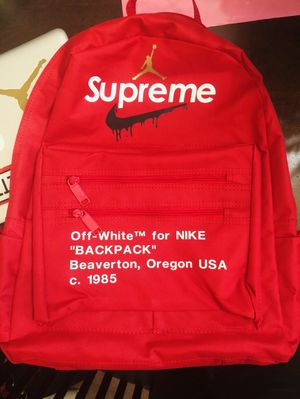 Custom Nike collab Backpacks for Sale in Maple Shade Township, NJ