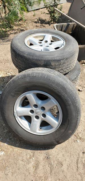 Jeep cherokee wheels for Sale in Salinas, CA